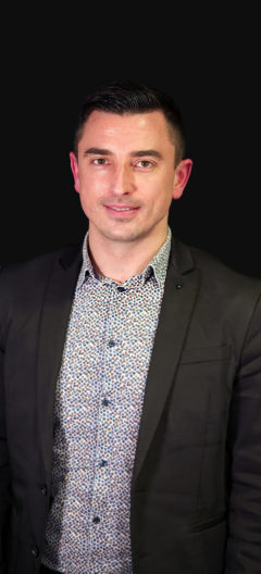 Teddy ROGER, Dirigeant d'entreprises